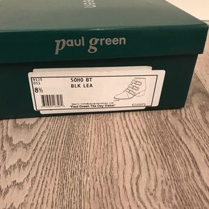 6957e94433e70 Paul Green Shoes - Paul Green Soho booties